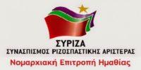 Η Ν.Ε. ΣΥΡΙΖΑ Ημαθίας για την Παγκόσμια Ημέρα Υγείας
