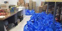Διανομή και αναδιανομή ξηρών και βρεφικών τροφίμων από τη Δευτέρα στους δικαιούχους ΤΕΒΑ