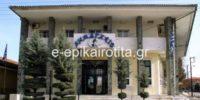 Την παραίτησης της Συμβούλου Κοινότητας Αλεξάνδρειας, Μπουκλά Θωμαής, έκανε αποδεκτή ο Δήμαρχος, Γκυρίνης Παναγιώτης