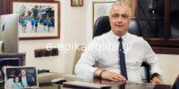 """Λάζαρος Τσαβδαρίδης: """"Σε σωστή πορεία η οικονομία της χώρας, όπως καταδεικνύουν τα στοιχεία της ΕΛΣΤΑΤ"""""""