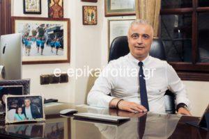 """Λάζ. Τσαβδαρίδη: """"Ο μισός Βουλευτικός μισθός των 2 επόμενων μηνών του Λάζαρου Τσαβδαρίδη στη μάχη ενάντια στον κορονοϊό!"""""""