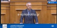 O Λάζαρος Τσαβδαρίδης ζητά «φρένο» στη γραφειοκρατία επ' ωφελεία των ιδιοκτητών ΔΧ οχημάτων από το Υπουργείο Μεταφορών