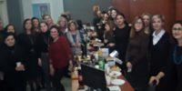 Έκοψε χθες Τετάρτη, 22 Ιανουαρίου την Πρωτοχρονιάτικη πίτα του, το Αυτοτελές Τμήμα Κοινωνικής Προστασίας, Παιδείας και Πολιτισμού του Δήμου Αλεξάνδρειας