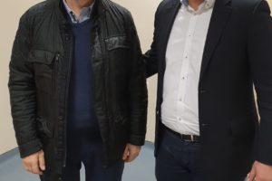Αστυνομικό Τμήμα στη Μελίκη, Τουριστική Αστυνομία στη Βεργίνα, Τροχαία Αυτοκινητοδρόμων και αναβάθμιση του Αστυνομικού Σταθμού Πλατέος: οι προτάσεις του Τάσου Μπαρτζώκα στον Υπουργό Προστασίας του Πολίτη