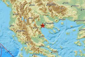 Σεισμός 3,4 Ρίχτερ σήμερα το πρωί έξω από τη Θεσσαλονίκη– κούνησε αρκετά και στην Αλεξάνδρεια