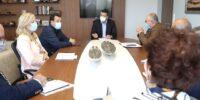 Σε αυξημένη επιφυλακή έθεσε τις υπηρεσίες της ΠΚΜ ο Περιφερειάρχης Απόστολος Τζιτζικώστας, μετά τα νέα επιδημιολογικά δεδομένα για την πανδημία του κορονοϊού