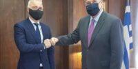 Τετ α τετ Τσαβδαρίδη – Βορίδη στο Υπουργείο Εσωτερικών – τι συζητήθηκε